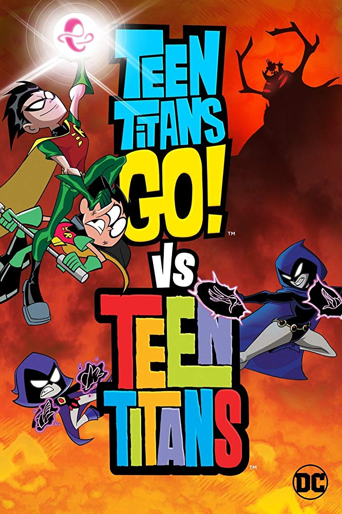 Teen Titans Go Vs Teen Titans 2019 1080p BluRay x264-ROVERS