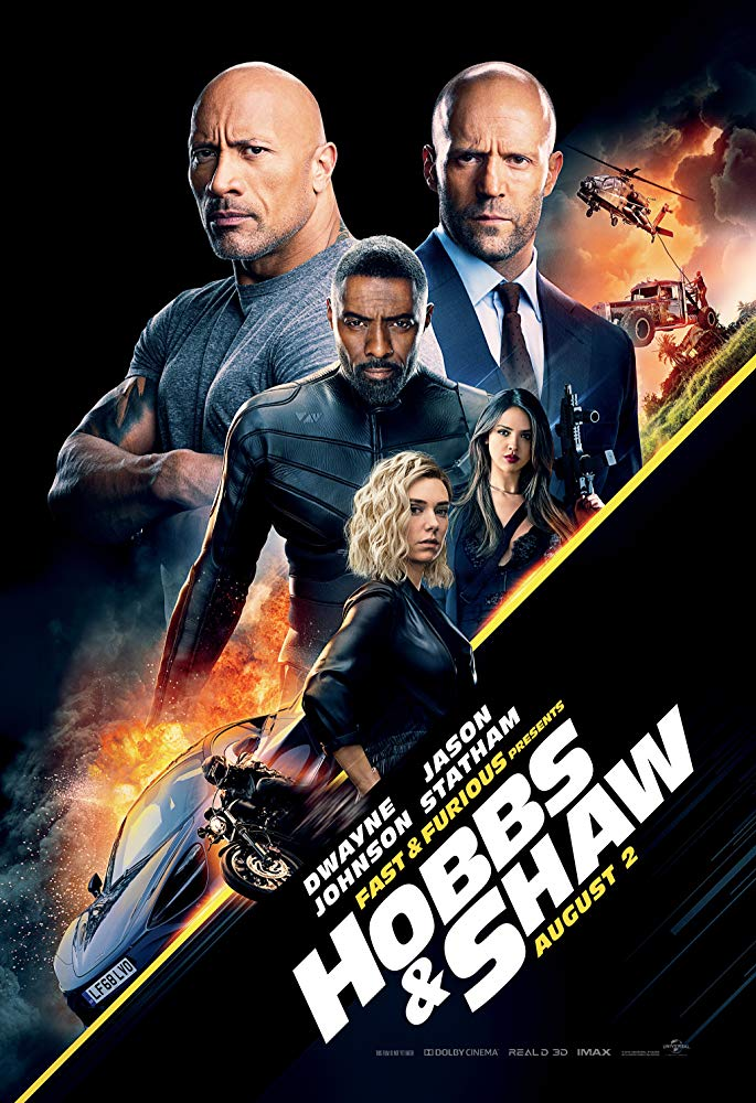 Fast and Furious Presents Hobbs and Shaw 2019 1080p AMZN WEBRip DDP5 1 x264-NTG