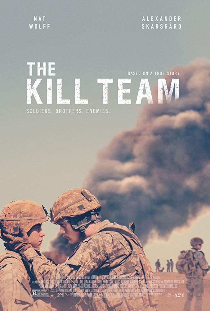 The Kill Team 2019 WEB-DL XviD AC3-FGT