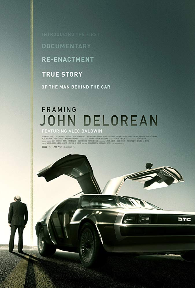 Framing John DeLorean 2019 720p BluRay H264 AAC-RARBG