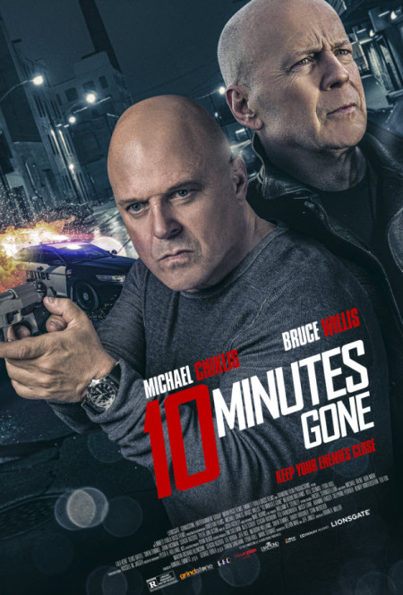 10 Minutes Gone (2019) BRRip XviD AC3  EVO
