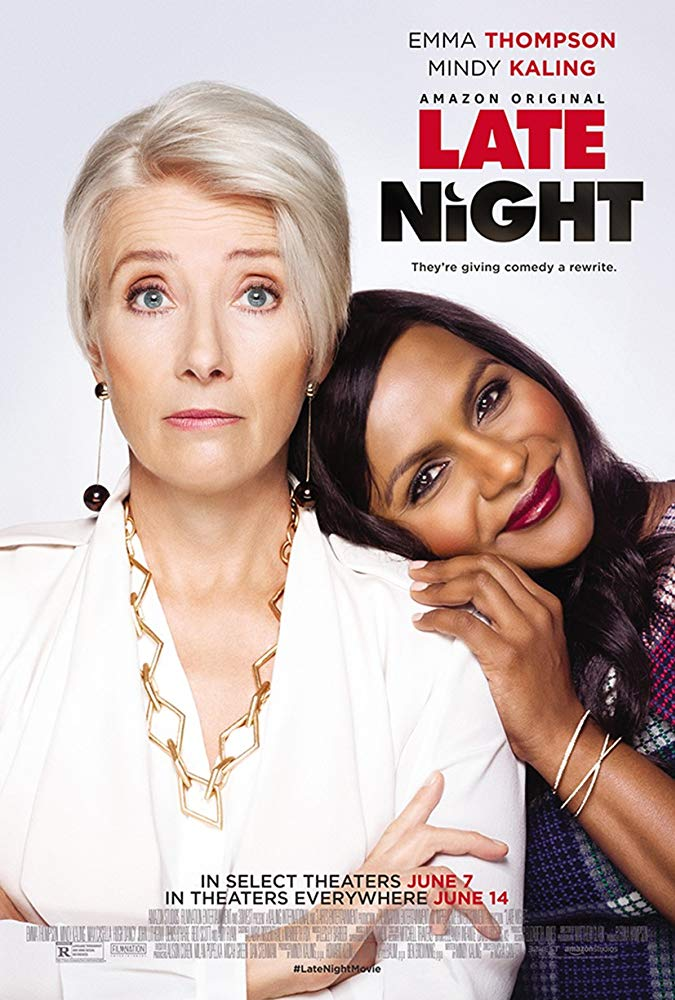 Late Night 2019 BRRip XviD MP3-XVID