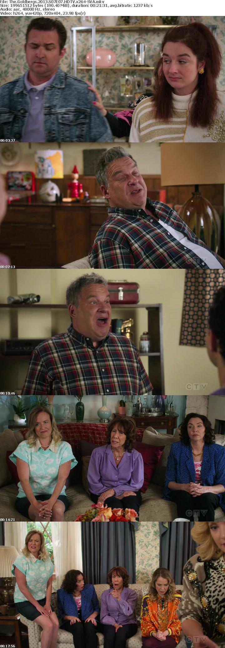 The Goldbergs 2013 S07E07 HDTV x264-SVA