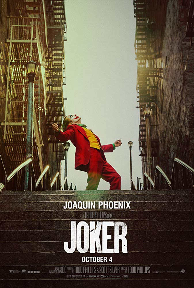 Joker 2019 HC 1080p HDRip X264 AC3-EVO