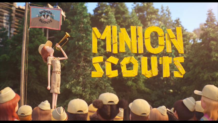 Minion Scouts 2019 BDRip x264-FLAME