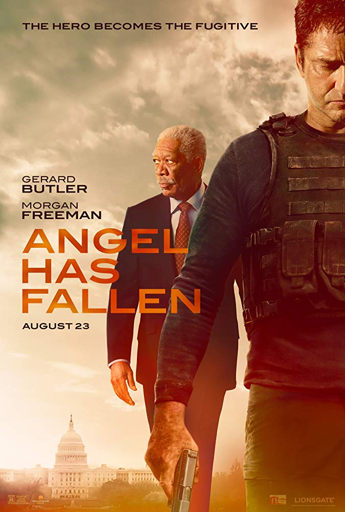 Angel Has Fallen 2019 1080p WEB-DL H264 AC3-EVO