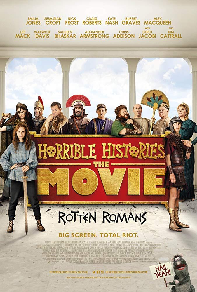 Horrible Histories The Movie Rotten Romans 2019 HDRip XviD AC3-EVO