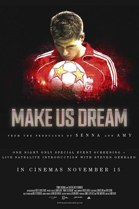 Make Us Dream (2018) 720p AMZN WEBRip 800MB x264-GalaxyRG