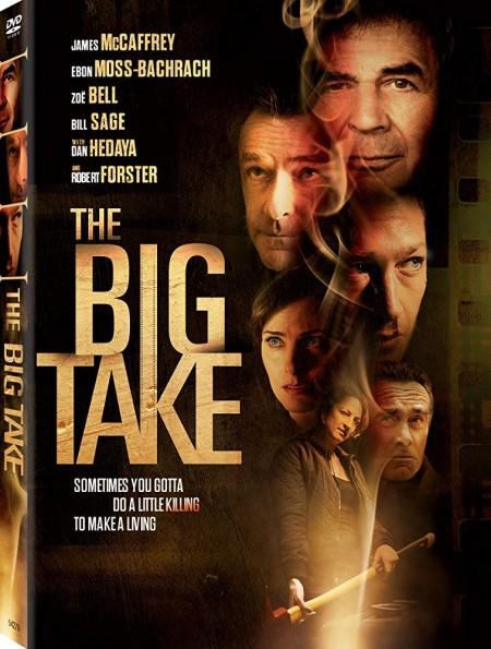 The Big Take (2018) 720p AMZN WEBRip 800MB x264-GalaxyRG
