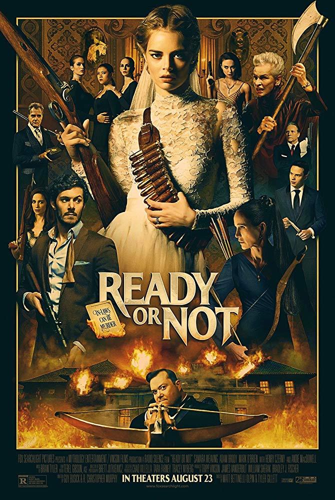 Ready or Not 2019 1080p BluRay H264 AAC-RARBG