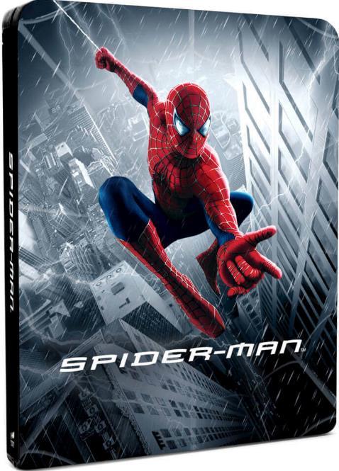 Spider-Man (2002) 1080p 10bit Bluray x265 HEVC Org DD 5.1 Hindi DD 5.1 English MS...