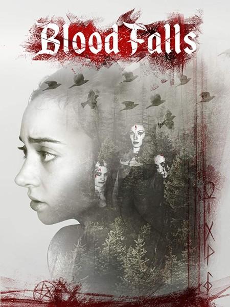 Blood Falls (2018) 720p AMZN WEBRip 800MB x264-GalaxyRG