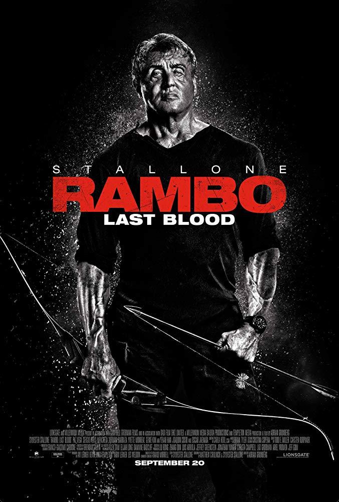 Rambo Last Blood 2019 720p Bluray x264 AAC-ETRG