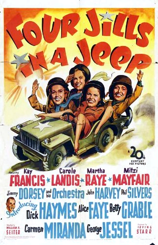 Four Jills in a Jeep 1944 DVDRip XViD
