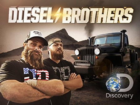 Diesel Brothers S06E00 Midnight Mission 480p x264-mSD