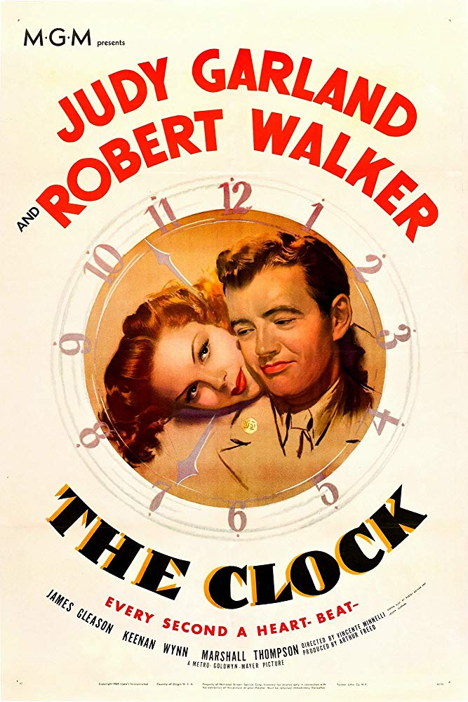 The Clock 1945 DVDRip XViD
