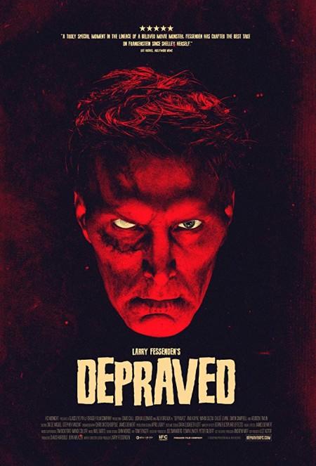 Depraved 2019 1080p BluRay 1400MB DD5 1 x264-GalaxyRG