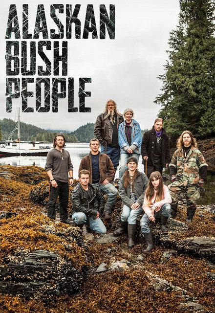 Alaskan Bush People S11E04 A Very Bush Wedding WEBRip x264-CAFFEiNE