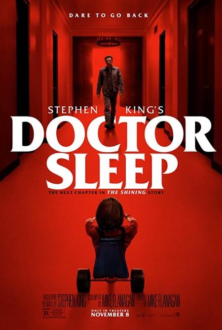 Doctor Sleep (2019) HC 720p HDRip 900MB x264-GalaxyRG