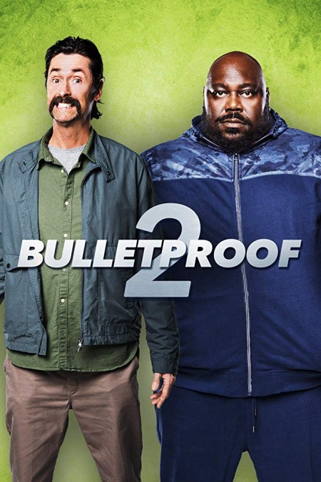 Bulletproof 2 (2019) HDRip AC3 x264-CMRG