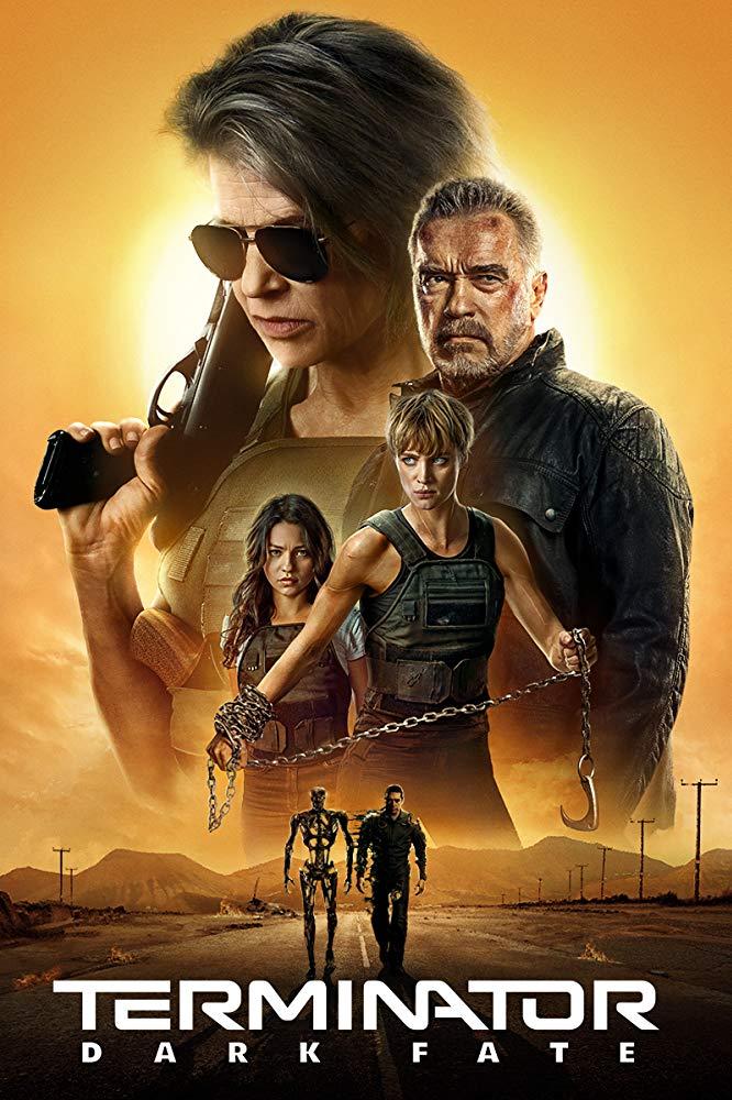 Terminator: Dark Fate 2019 720p BluRay x264 AAC-ETRG