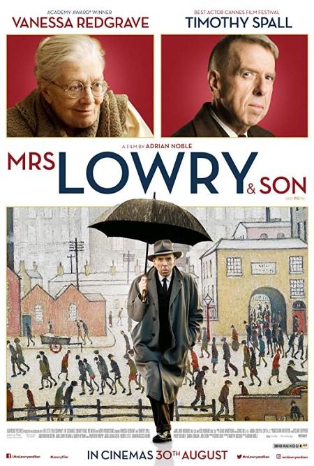 Mrs Lowry And Son (2019) BRRip XviD AC3-EVO