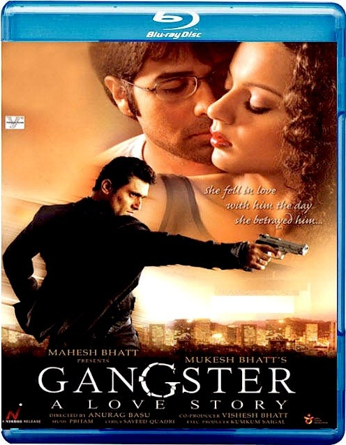 Gangster (2006) Hindi 720p BluRay x264  DLW