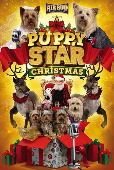 Puppy Star Christmas 2018 1080p NF WEBRip DDP5 1 x264-TOMMY