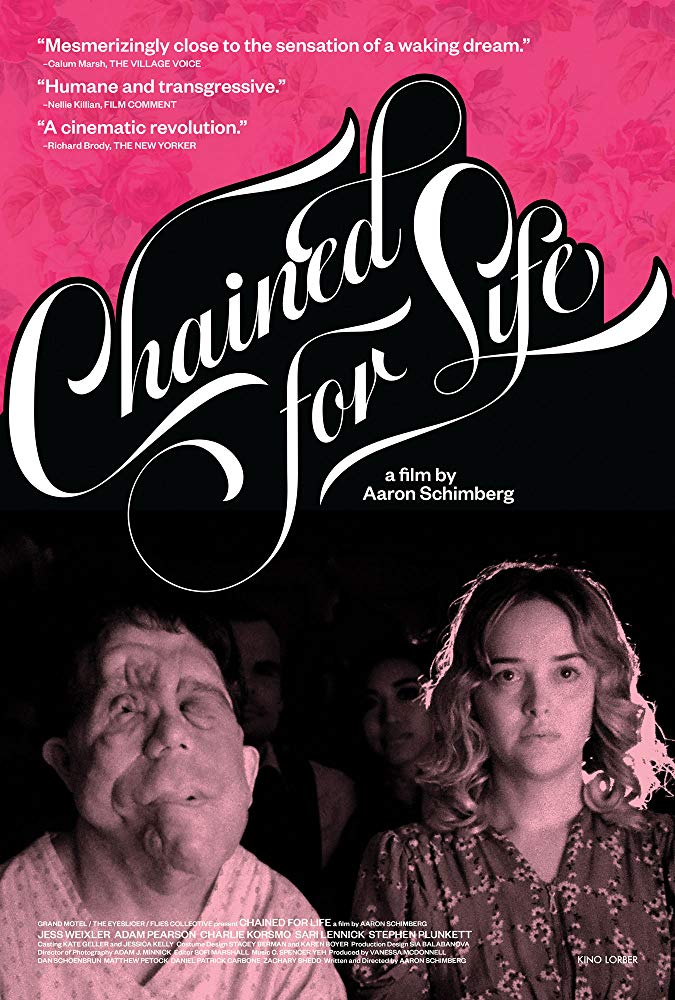 Chained for Life 2018 [720p] [WEBRip] YIFY