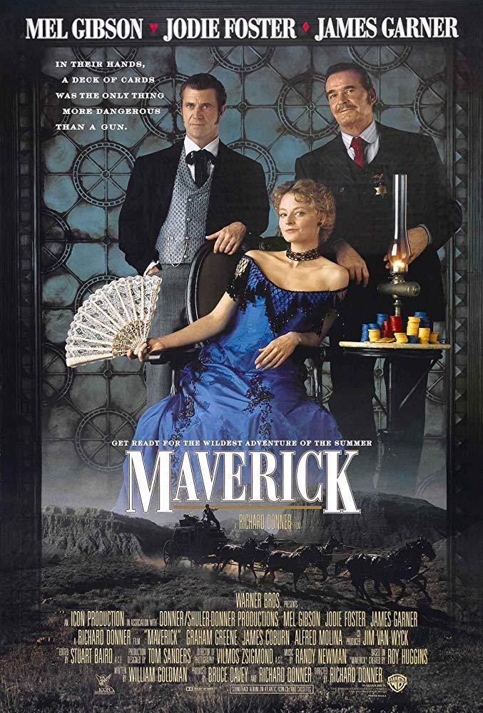 Maverick 1994 [720p] [BluRay] YIFY