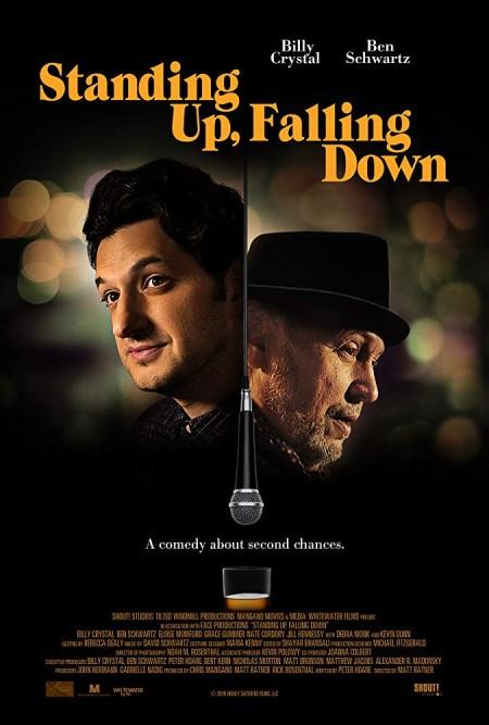 Standing Up Falling Down (2019) HDRip AC3 x264-CMRG