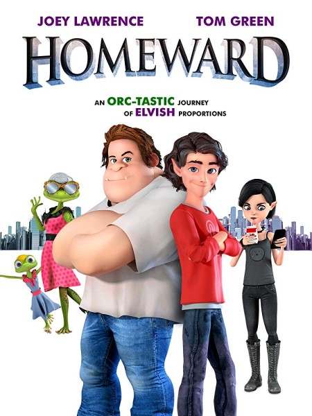 Homeward (2020) HDRip AC3 x264-CMRG