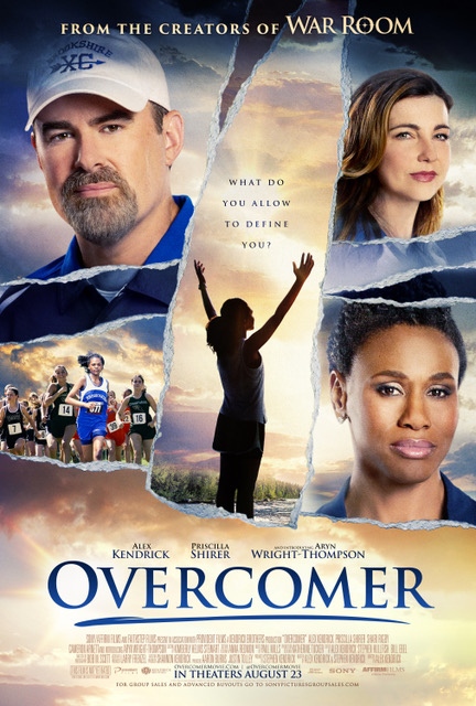 Overcomer (2019) 720p BluRay Hindi English x264 AAC 5.1 MSubs - LOKiHD - Telly