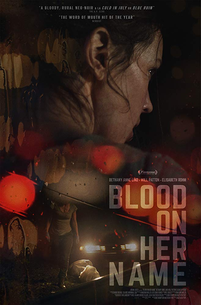Blood On Her Name 2019 WEB-DL XviD AC3-FGT