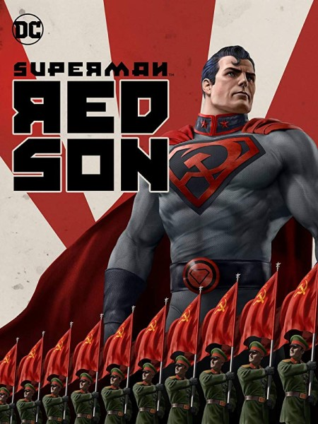 Superman Red Son (2020) 720p WEBRip 800MB x264-GalaxyRG