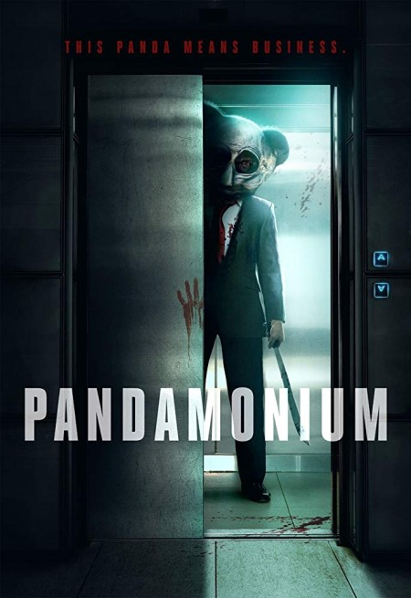 Pandamonium (2020) HDRip AC3 x264-CMRG