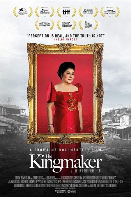 The Kingmaker (2019) 720p AMZN WEBRip 800MB x264-GalaxyRG