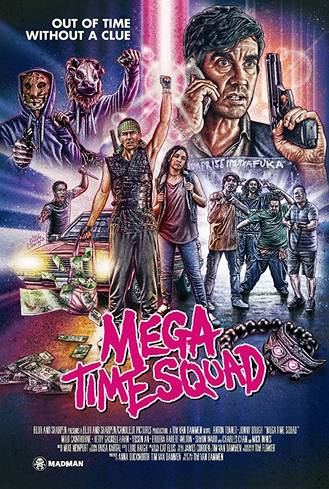 Mega Time Squad (2018) [720p] [BluRay] [YTS MX]