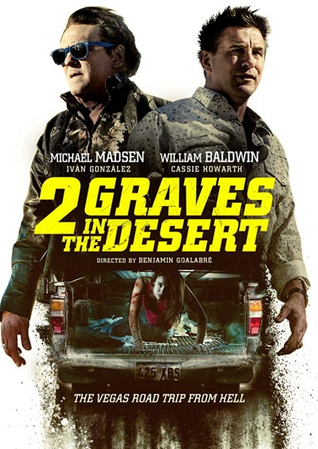 2 Graves in the Desert (2020) 720p BluRay HEVC x265-RMTeam