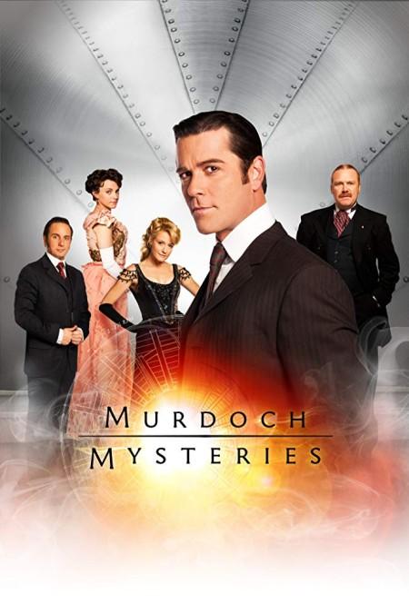 Murdoch Mysteries S13E13 Kill Thy Neighbor 720p AMZN WEB-DL DDP2 0 H 264-NTb