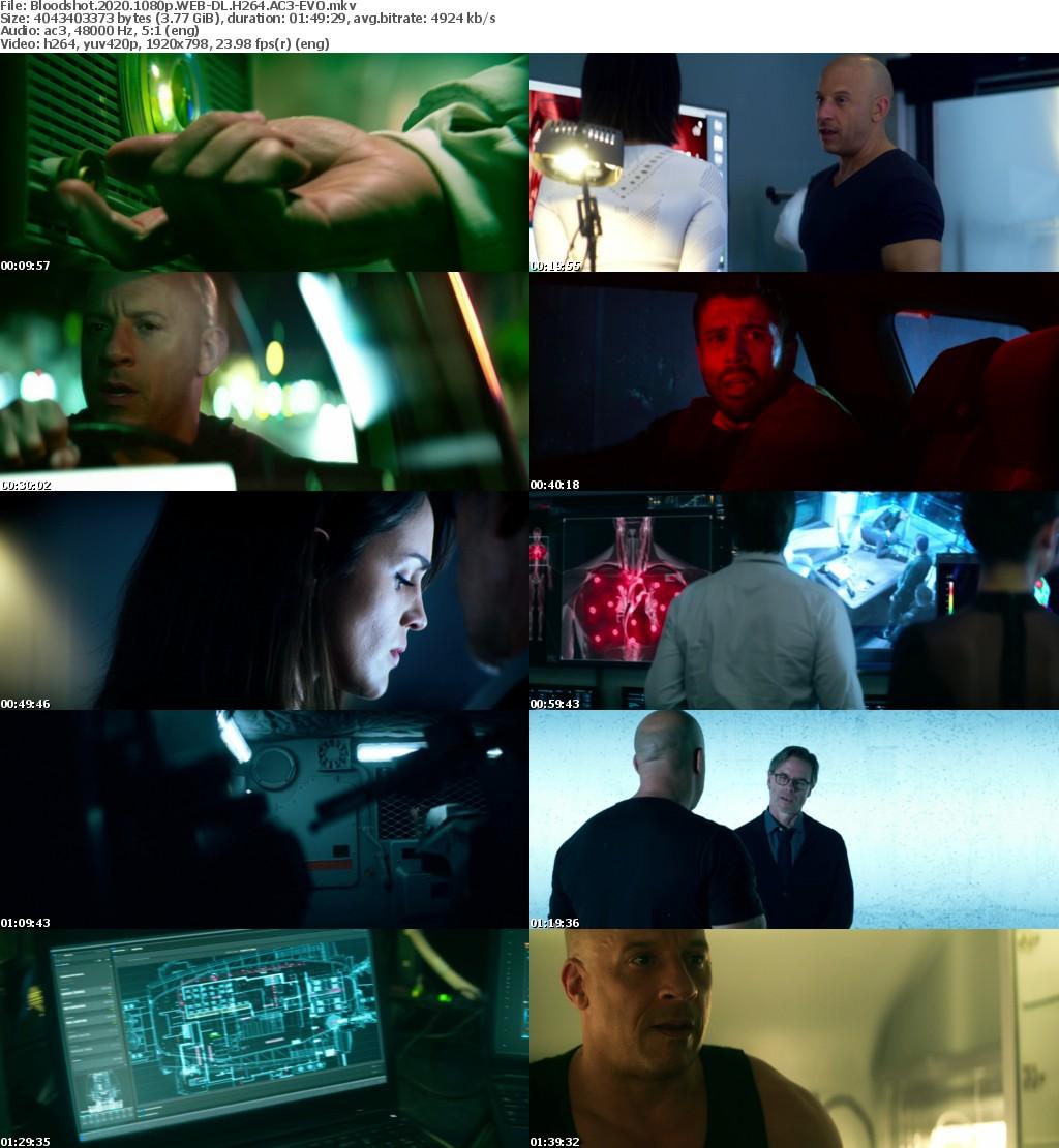Bloodshot (2020) 1080p WEB-DL H264 AC3-EVO
