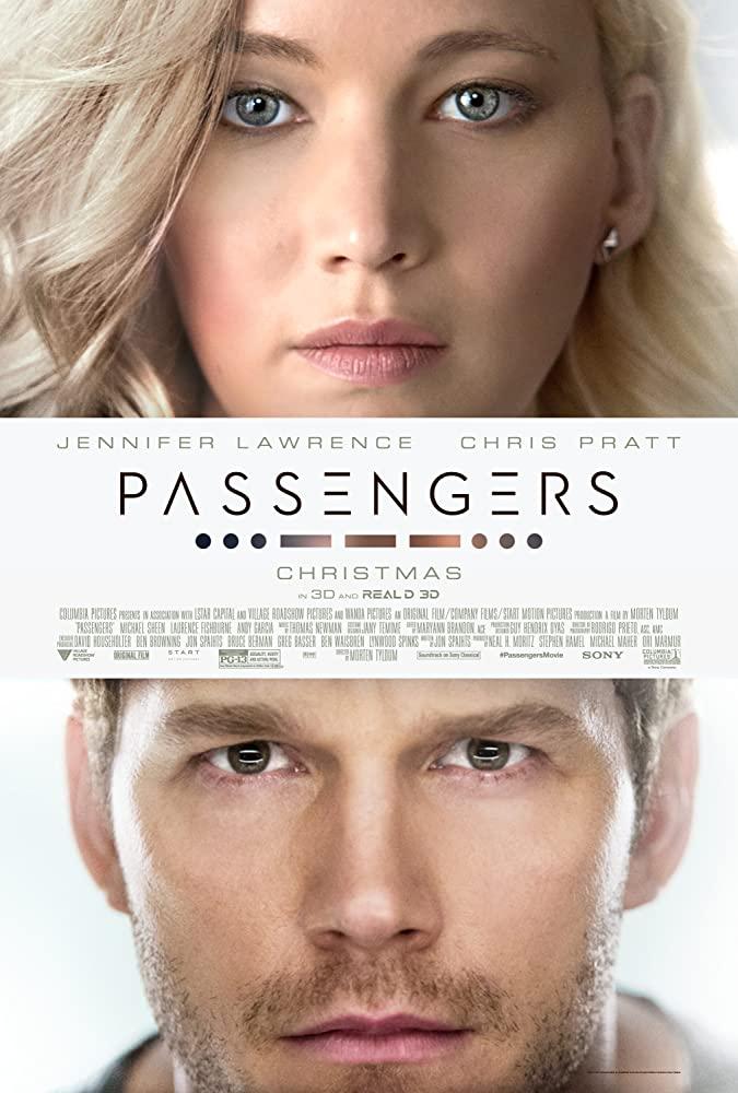 Passengers 2016 1080p BluRay x265-RARBG