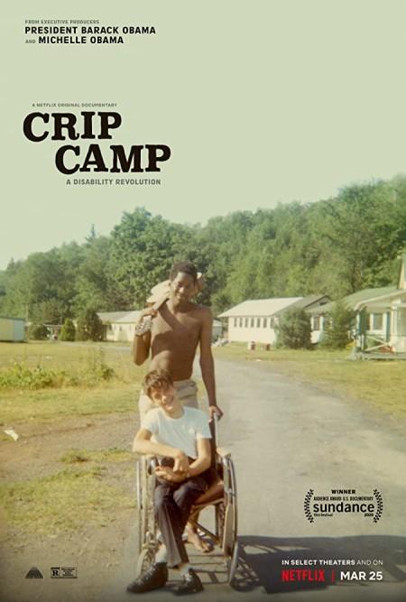 Crip Camp A Disability Revolution 2020 720p NF WEBRip 800MB x264-GalaxyRG