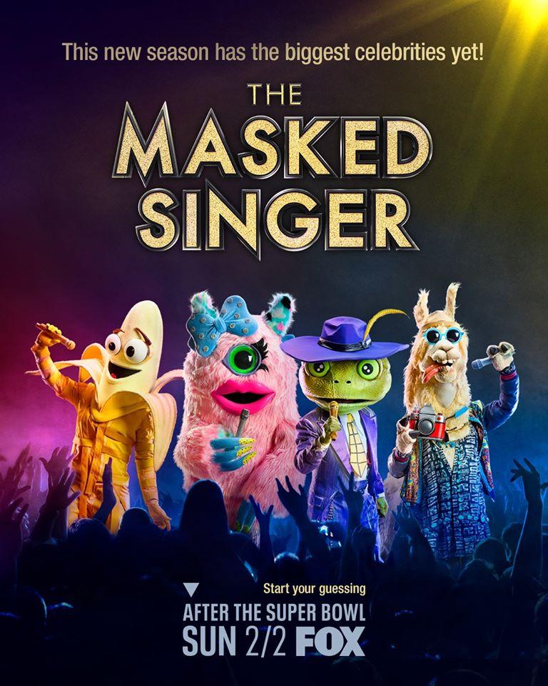 The Masked Singer S03E09 720p WEB x264-XLF