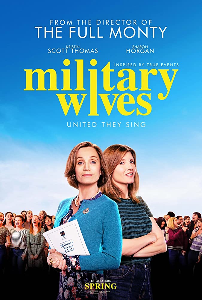 Military Wives 2020 HDRip XviD AC3-EVO[TGx]