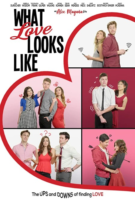 What Love Looks Like (2020) 1080p AMZN WEB-DL DDP2.0 H264-CMRG