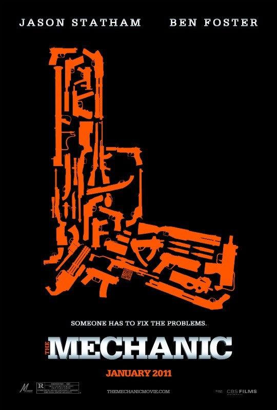 The Mechanic 2011 1080p BluRay x265-RARBG