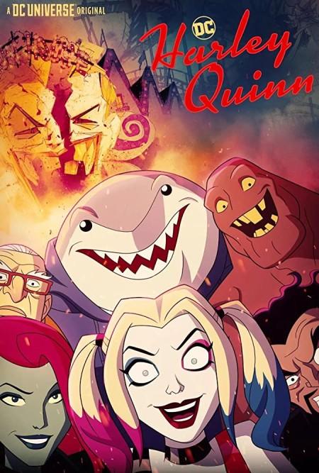 Harley Quinn S02E01 480p x264-mSD