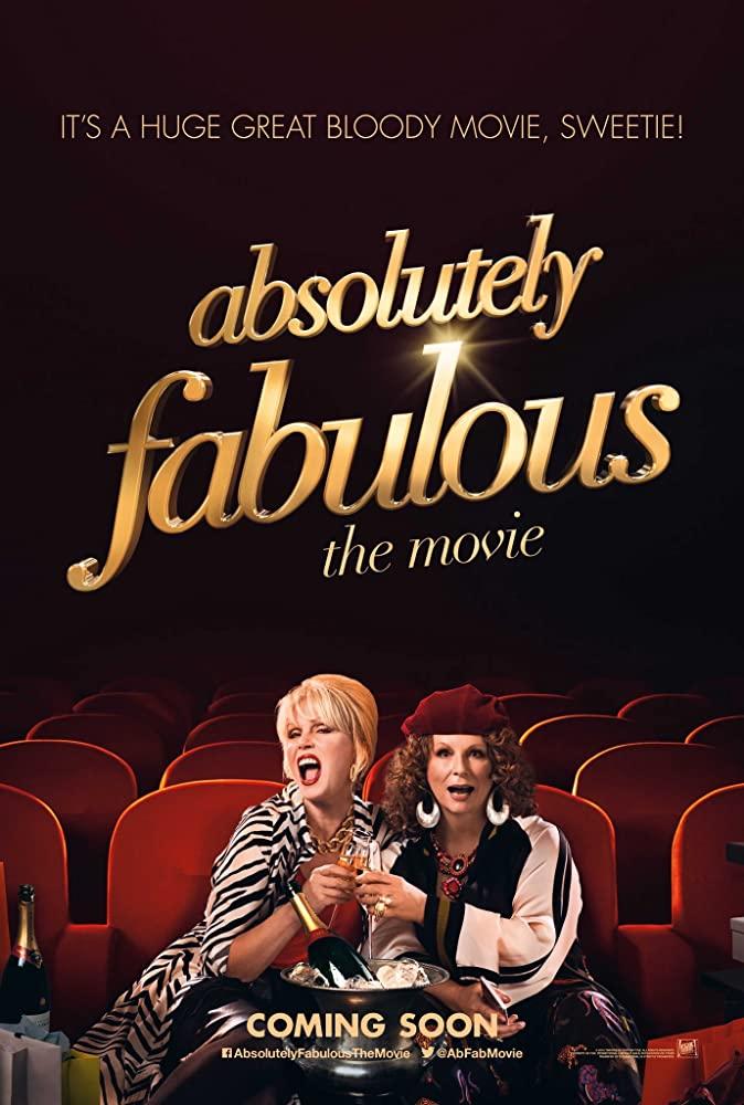 Absolutely Fabulous The Movie (2016) [1080p] [BluRay] [YTS MX]