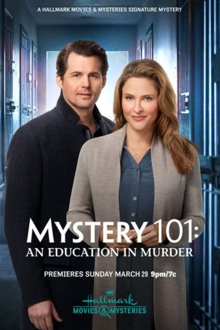 Mystery 101 (An Education in Murder) 2020 Hallmark 720p HDTV X264 Solar
